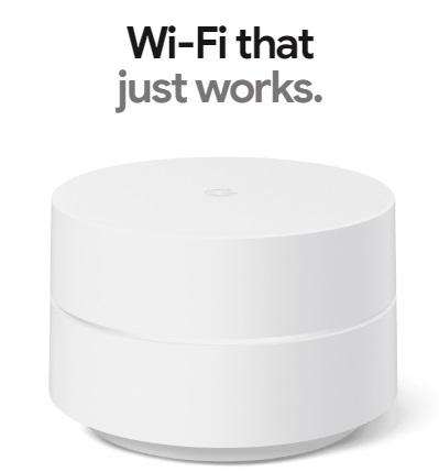 新版谷歌 WiFi 路由器上架,单路由 99 美元,三路由 199 美元