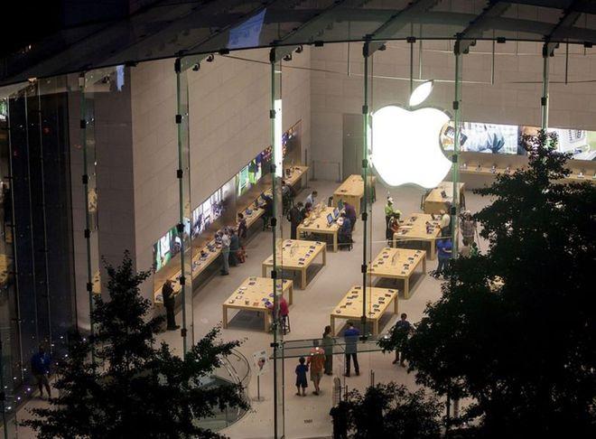 苹果尝试零售店发货 有助于降低成本提高产品利润率