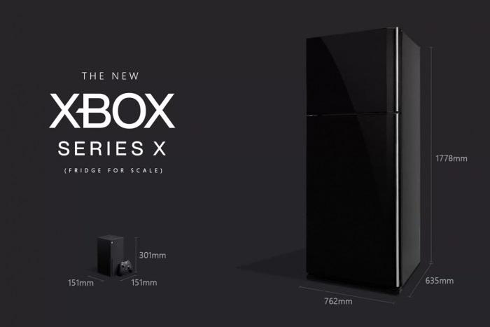 说唱歌手获赠微软 Xbox Series X 冰箱,曾多次担任游戏配音员