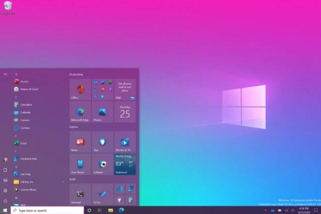 微软 Win10 版本 2009 Build 19042.662 预览版发布,大量修…