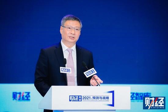 李礼辉谈央行数字人民币:替代微信支付宝还有待观察,将是市场抉择过程