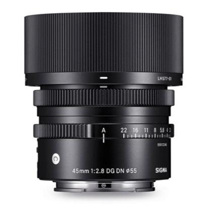 天辰平台指定注册适马将于 12 月 1 日发布新款 DN 系列微单镜头