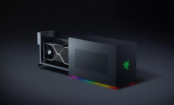 雷蛇战斧游戏台式机正式推出:英特尔 NUC 模块化设计,可选 RTX 3080 显卡