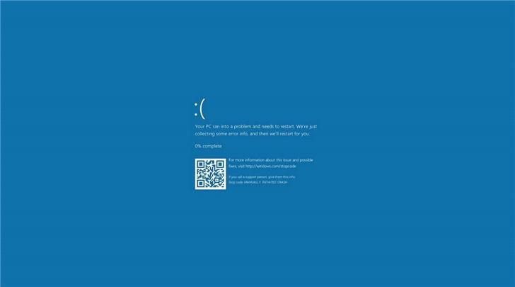 Windows 10部分用户遭遇K*4532695补丁蓝屏死机*ug