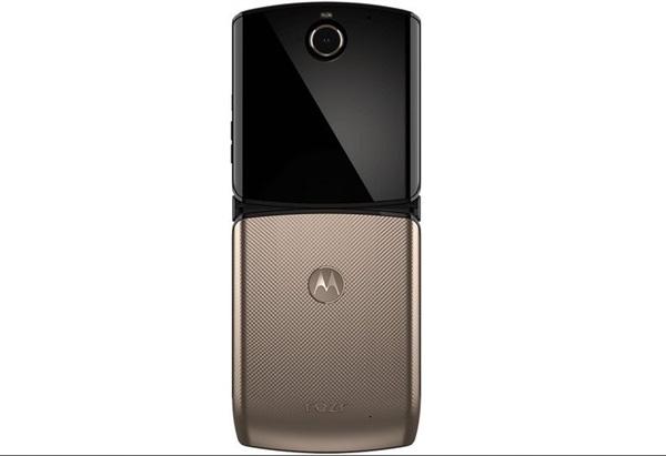 摩托罗拉Razr折叠屏手机金色版曝光,售价过万