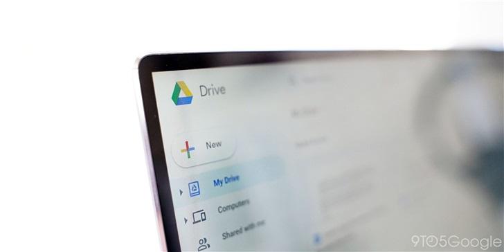 """安卓用户注意,Google Drive网页导航抽屉已隐藏设备""""备份"""""""