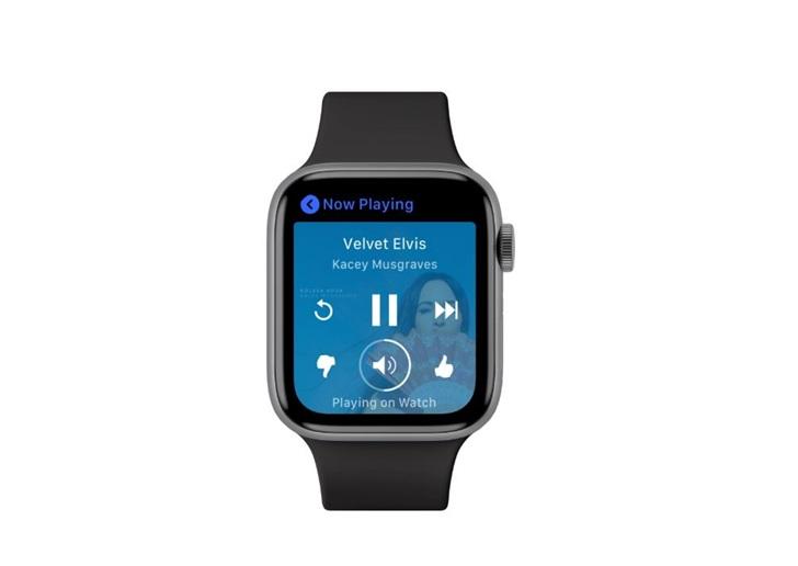 Apple Watch潘多拉独立应用发布:无需iPhone