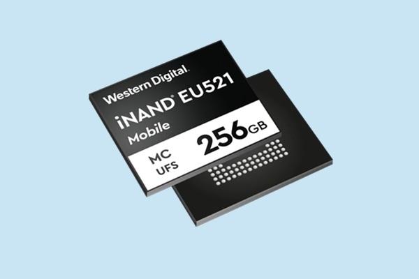 西数发布UFS 3.1闪存:专为5G手机打造,写入速度可达800M*/s