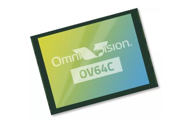 豪威OmniVision推出6400 万像素手机CMOS,支持8K视频