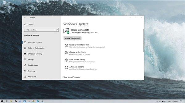 微软承认Windows 10 补丁 K*4532693会删除个人配置文