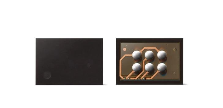 三星 S20/Ultra 数据安全芯片真容曝光:堪比铅笔尖