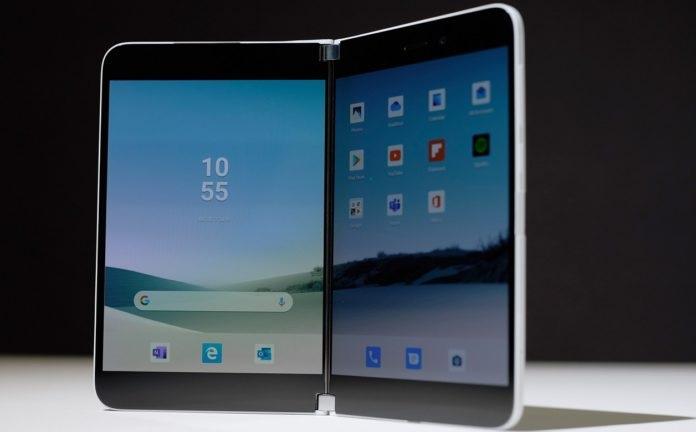 微软 Surface Duo 未来新特性:深度相机资源管理 支持3D深度相机