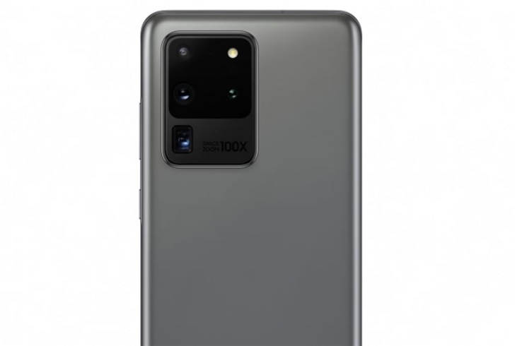 三星S20 Ultra 美版推送新固件 提高相机对焦速度
