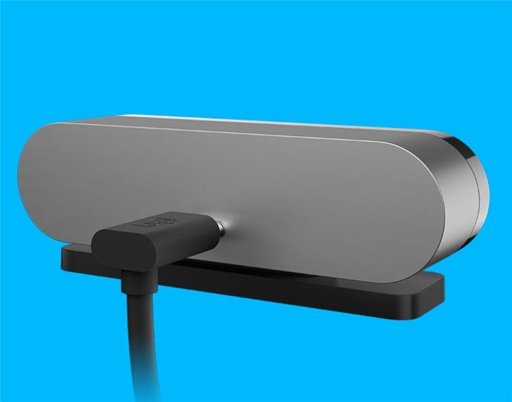 罗技为苹果Pro XDR显示器推出摄像头:磁吸设计,