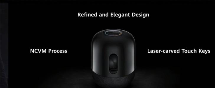 华为Sound X智能音箱面向海外发布:帝瓦雷双低音炮加持