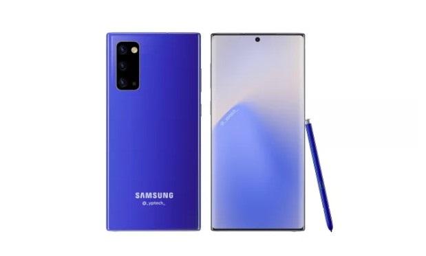 三星确认Galaxy Note 20和Fold 2在2020年下半年发布