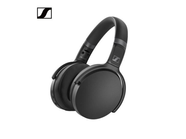 森海塞尔发布HD350/450BT无线耳机:30小时续航,折叠设计