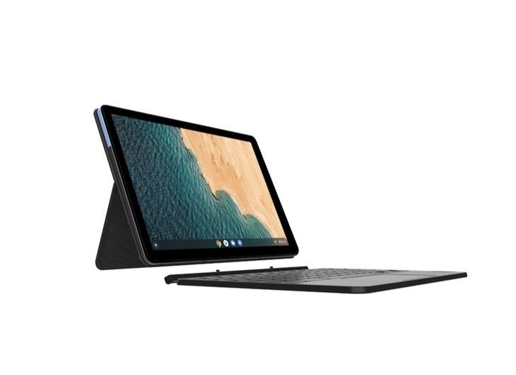 联想 IdeaPad Duet 平板上架:搭载Chrome OS,299美元