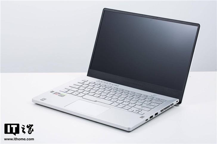 【IT之家评测室】ROG幻14体验评测:独创光显矩阵屏,14寸机身塞进RTX2060 20200525135122_3891.