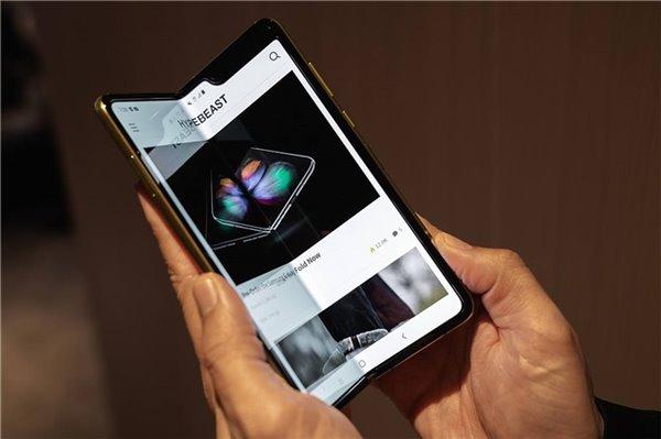 消息称三星Galaxy Fold 2开始量产:搭载UTG技术,售价更低