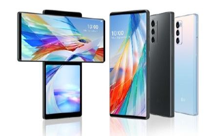 LG Wing 5G 双屏旋转手机正式发布,搭载骁龙 765G