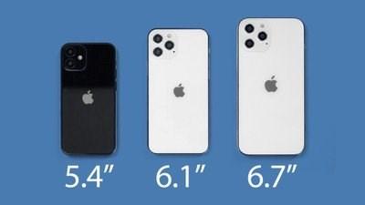 """消息称小屏苹果iPhone 12将被命名为""""iPhone 12 mini"""""""
