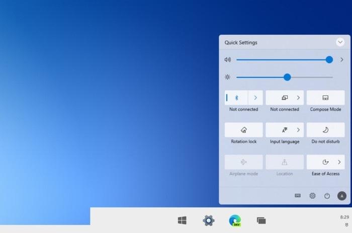 微软 Win10 通知中心剧变,围观新版这些变化