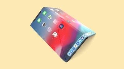彭博社:苹果正为iPhone 13测试屏下指纹, 可折叠iPhone也在研发中