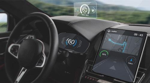 汽车越来越智能,研究机构:9 英寸及以上汽车屏幕去年出货 3.51 亿块