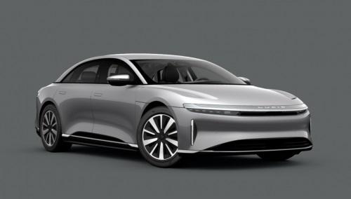 豪华电动车公司 Lucid 将以 120 亿美元估值上市