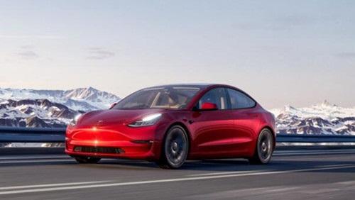 特斯拉 Model 3 新加坡交付时间已推迟至今年年中
