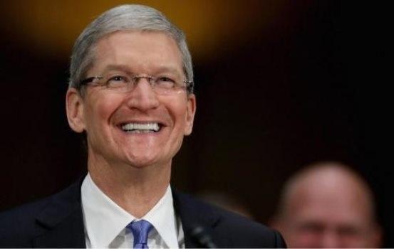苹果 CEO 库克年终奖曝光,进来仰视吧