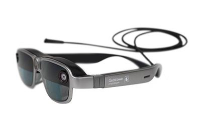 高通推出首款骁龙 XR1 AR 智能眼镜参考设计,京东方提供 90Hz micro-OLE…