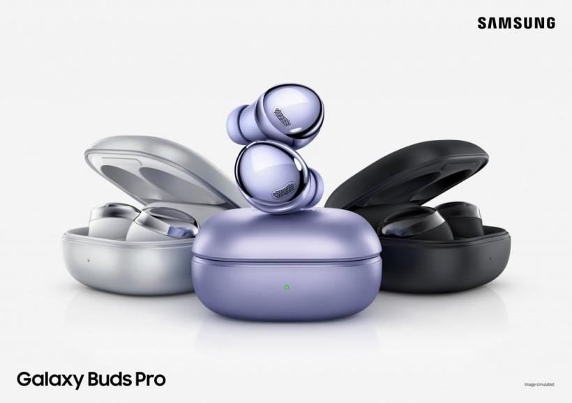 三星 Galaxy Buds Pro 纯白色版本曝光,已上架奥地利官网