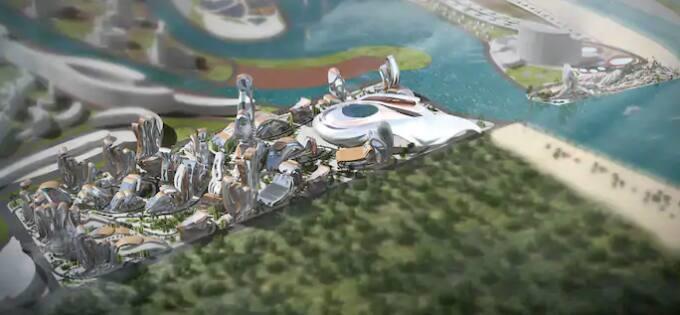 说唱歌手 Akon 将在乌干达建设第二个非洲加密城市