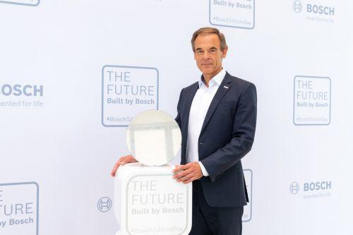"""博世新建晶圆厂,全球最大汽车一级供应商决定""""芯片自由"""""""