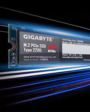 台北电脑展2019:技嘉将发布PCIe 4.0 SSD