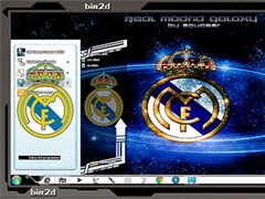 【Win7主题包下载】Real Madrid - 银河战舰