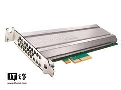 Intel企业级SSD DC P4600上市:2TB售价1.12万元