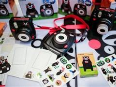 萌!富士instax mini8熊本熊版相机发布