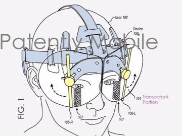 """微软""""HoloLens 3""""新专利:真正无限视野,就是有点可怕"""