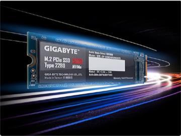 台北电脑展2019:技嘉将发布PCIe 4.0 SSD,速度达5GB/s