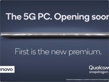 世界上首款骁龙8cx 5G笔记本电脑即将发布:搭载Windows 10 ARM