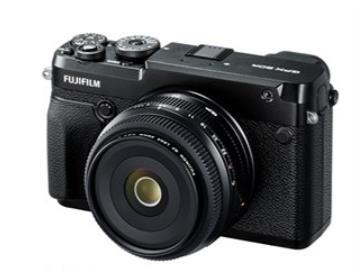 富士发布有史以来最小的GF系列镜头GF 50mm F3.5 R LM WR
