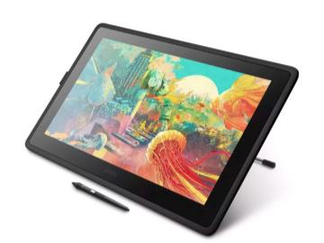 Wacom推出21.5英寸数位屏:支持8192级手写笔