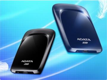 威刚推出全新便携SSD:厚度10mm,重35g