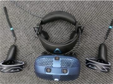 "HTC Vive Cosmos体验:省掉""基站定位"",自由切换虚拟和现实"