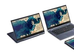 联想推出 ThinkPad C13 Yoga Chromebook 变形本:AMD R7 3700C 加持