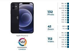 DXOMARK 公布苹果 iPhone 12 相机分数:122 分,专业级视频,待改进变焦