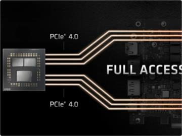 AMD 显存智取技术将支持 B450/X470 主板:性能提升可达 13%